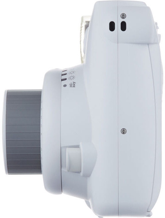 Fujifilm Instax Mini 9 Smokey White + Instax Mini Glossy