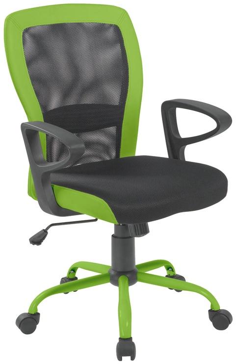 Biroja krēsls Evelekt Leno 27784 Gray / Green