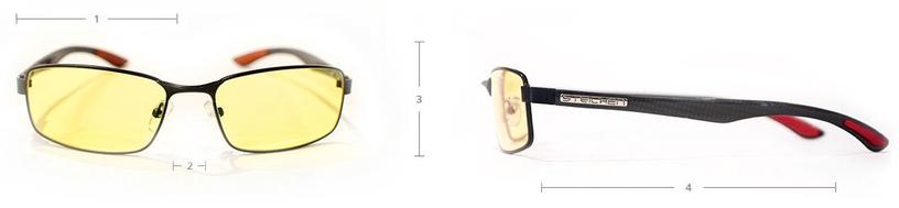 Steichen Gaming Glasses Carbon Focus