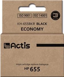 Actis Cartridge KH-655BKR For HP 9ml Black