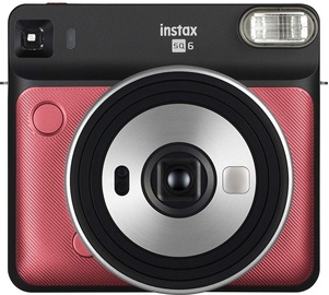 Fujifilm Instax Square 6 Red
