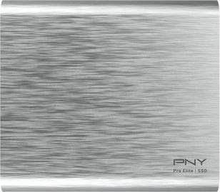 PNY Pro Elite 1TB Type-C SSD Silver