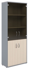 Skyland Imago Office Cabinet CT-1.2 Maple/Metallic