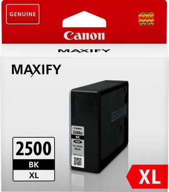 Rašalinio spausdintuvo kasetė Canon PGI-2500XL Black