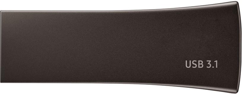 Samsung 256GB USB 3.1 Flash Drive Bar Plus Titan Grey