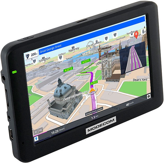 Modecom FreeWay MX4 HD + AutoMap PL
