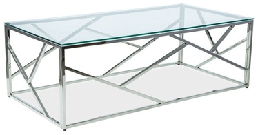 Signal Meble Escada A Table 120X60cm Chrome