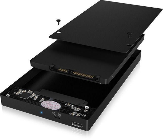 "ICY Box USB Type-C Enclosure 2.5"" IB-248WP-C31"