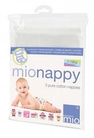 Bambino Mio MioNappy Cotton Nappies 3pcs