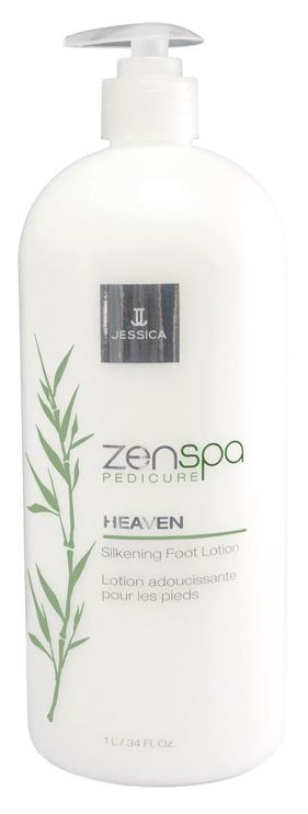Jessica ZenSpa Heaven Silkening Foot Lotion 1000ml