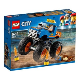 Konstruktor LEGO City, Monster Truck 60180