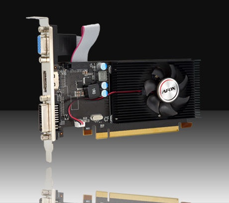 Videokarte Afox Radeon R5 230 AFR5230-2048D3L5 2 GB GDDR5