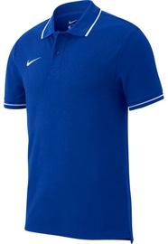 Nike Men's T-Shirt Polo Team Club 19 SS AJ1502 463 Blue S