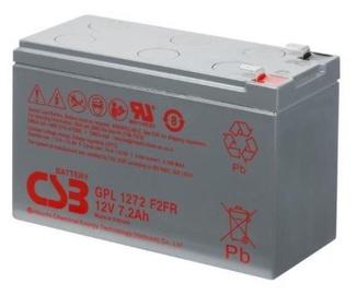 CSB 2 Kit GPL1272 F2 12V/7.2Ah Battery