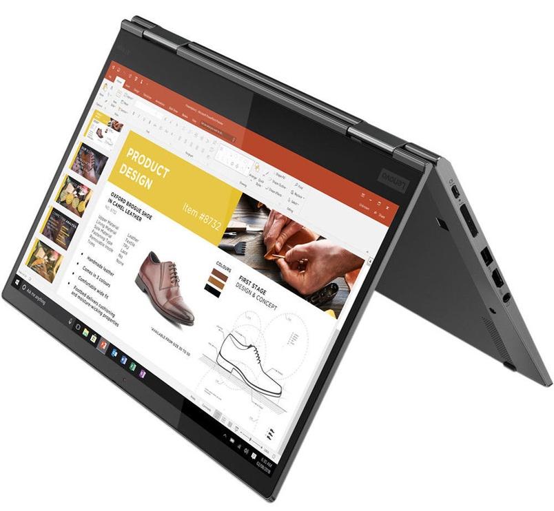 Lenovo ThinkPad X1 Yoga 4 Iron Gray 20QF00B4PB PL