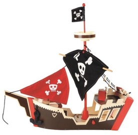 Djeco Arty Toy Ze Pirate Boat DJ06830