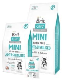 Brit Care Mini Light For Sterilized Rabbit & Salmon 7kg