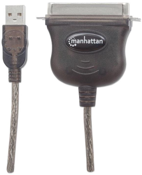 Manhattan Cable USB to Cen36 1.8m