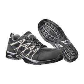 Vyriški darbiniai batai Albatros, be aulo, juodi - pilki, 45 dydis