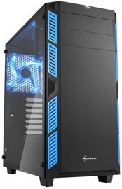 Sharkoon AI7000 Tempered Glass Blue