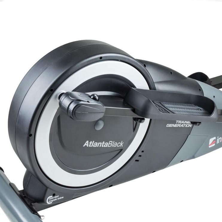 inSPORTline Atlanta Black Elliptical Trainer 3651