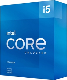 Procesorius Intel® Core™ i5-11600KF Processor 3.90GHz 12 MB BOX