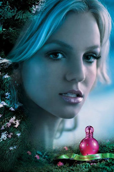 Kvepalai Britney Spears Fantasy 100ml EDP