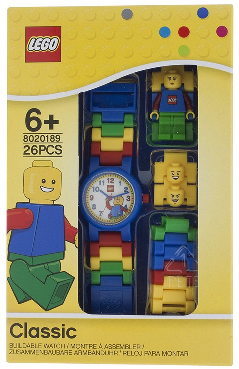 LEGO Minifigure Link Buildable Watch Classic 8020189