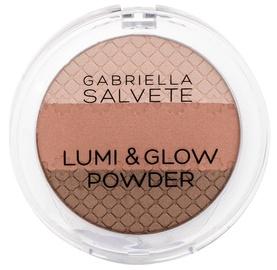 Gabriella Salvete Lumi & Glow Bronzer 9g 01