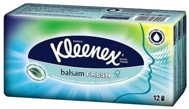 Kleenex Balsam Fresh Tissues 9x8pcs