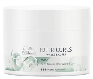 Kaukė plaukams Wella Professionals Invigo Nutricurls For Waves & Curls, 150 ml