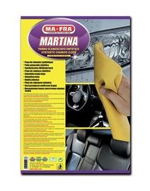 Šluostė automobiliui valyti Ma-Fra Martina, iš dirbtinės odos