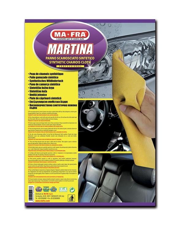 Ma-Fra Martina Cloth for Car Wash