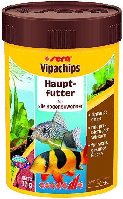Корм для рыб Sera Vipachips 100ml