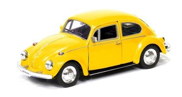 Žaislinė mašinėlė RMZ city, Volkswagen Beetle 554017, 1/32