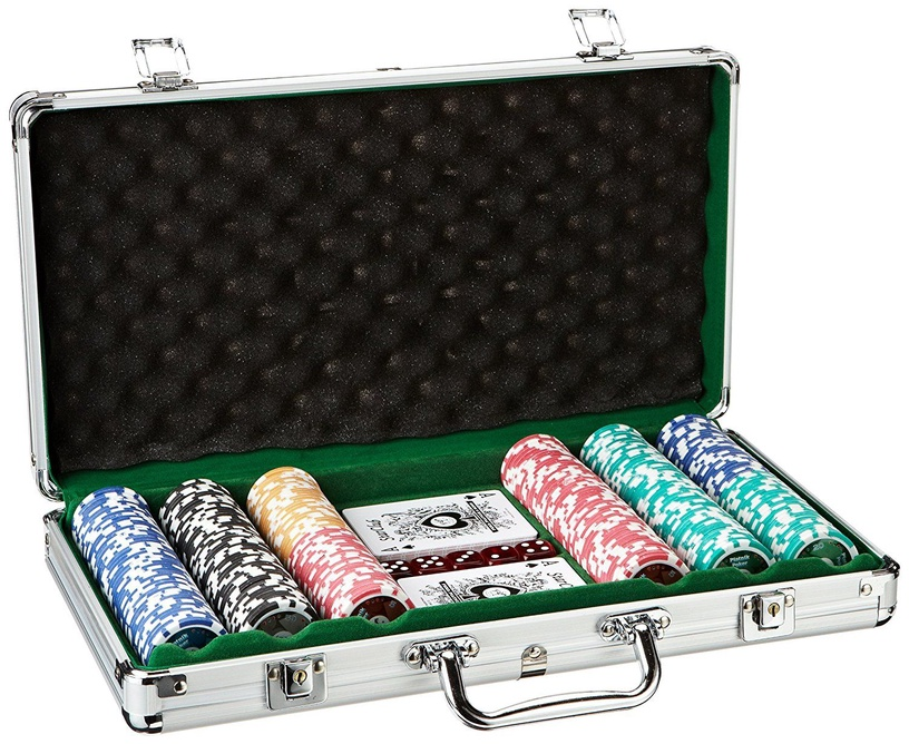 Piatnik High Gloss Chips Poker Set 7903