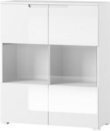 Vitriinkapp Szynaka Meble Selene 27, 100x39x119 cm