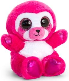 Keel Toys Animotsu Pink Sloth 15cm