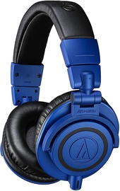 Ausinės Audio-Technica ATH-M50x Blue