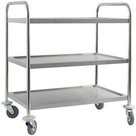 Stalgast Serving Trolley 3 Shelves
