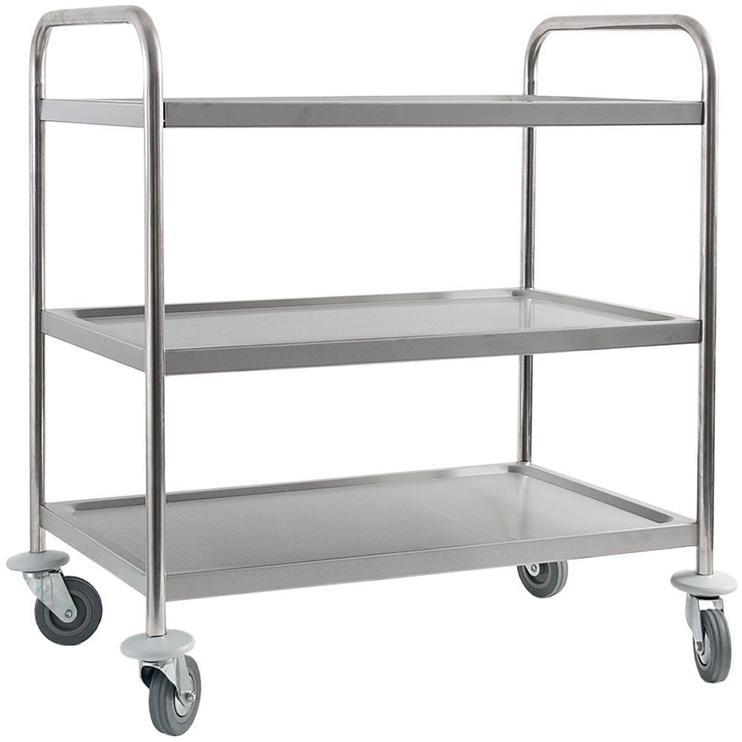 Stalgast Serving Trolley 3 Shelves