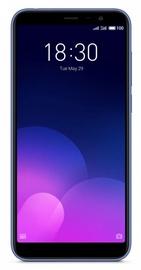 Mobilusis telefonas Meizu M6T Blue, 16 GB