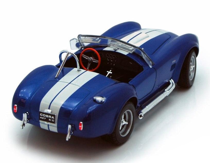 4709089f602 Welly Shelby Cobra 427 SC 1965 24002 - Krauta.ee