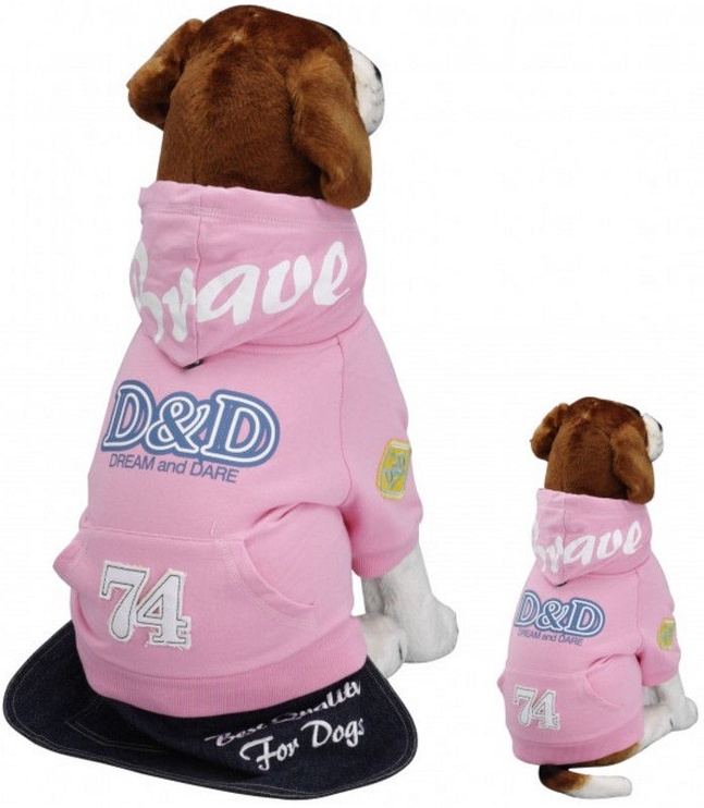 Europet Bernina Dog Fashion Brave XS Pink