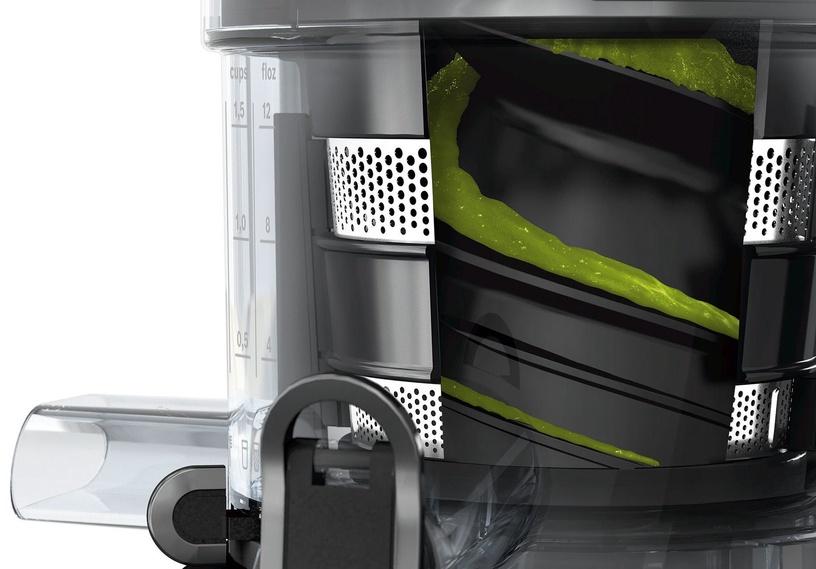 Lėtaeigė sulčiaspaudė Bosch VitaExtract MESM500W White