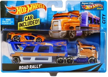 Mattel Hot Wheels City Super Rigs BDW51