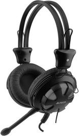 Žaidimų ausinės A4Tech HS-28-1 Black