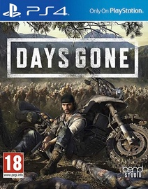 Days Gone incl. Russian Audio