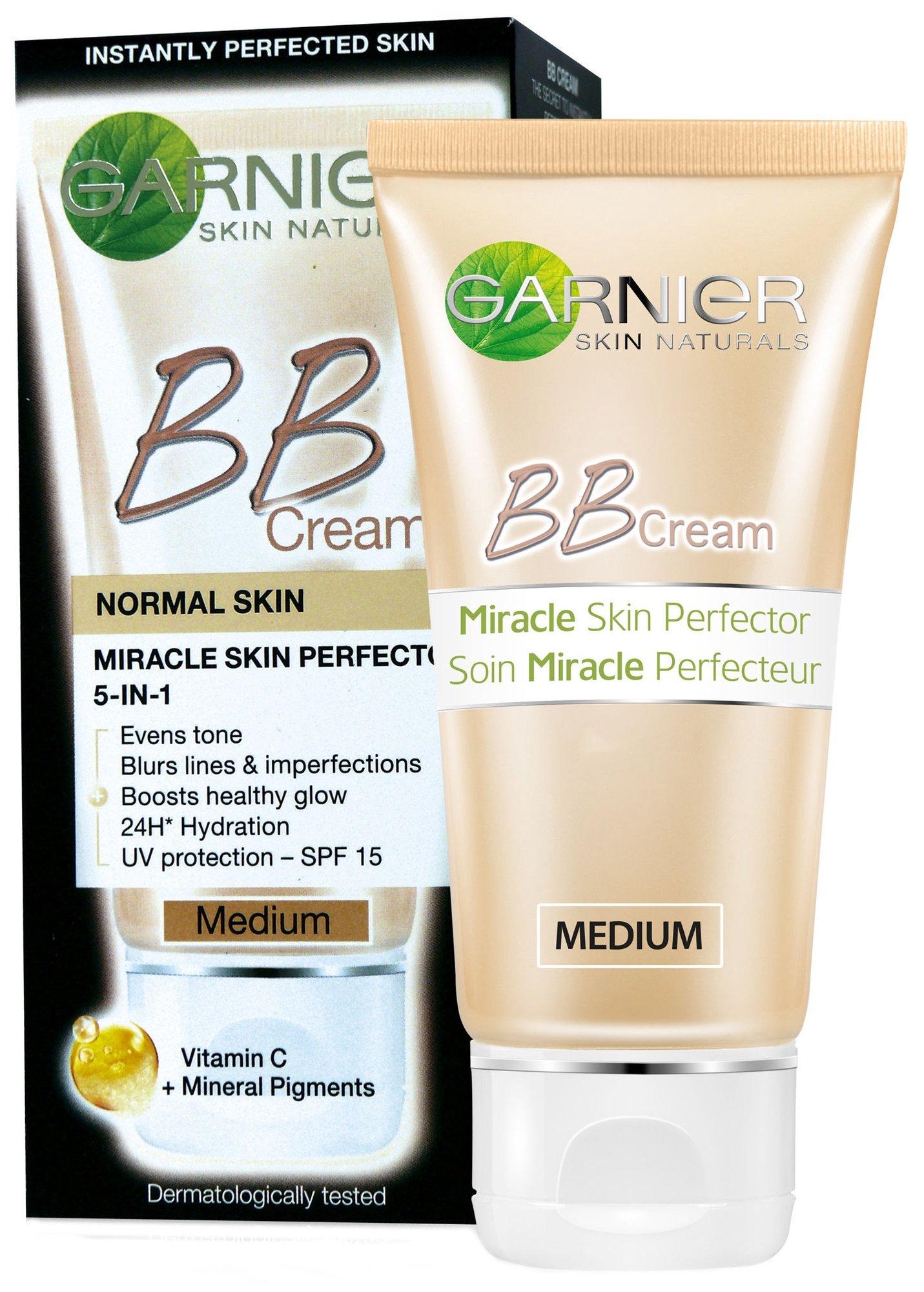 a5c932a88ea Garnier Miracle Skin Perfector BB Cream 50ml Medium - Krauta.ee