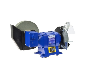 Geko G81243 Bench Grinder 150/200mm 250W